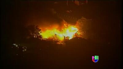 Nitrato de amonio el responsable de explosión en West, Texas