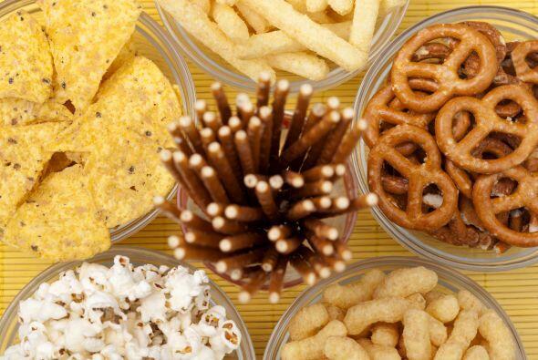 Atención con la comida china (y asiática en general), los alimentos proc...