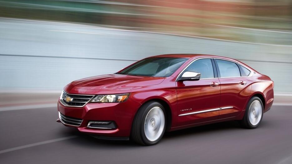 Los ocho mejores modelos 2017 que nadie compra Chevrolet-Impala-2014-102...