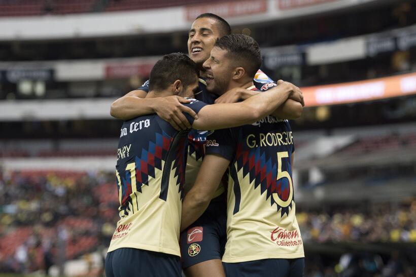 América vs. Monarcas Morelia, Jornada 7 Clausura 2018 Liga MX 20180213-4...