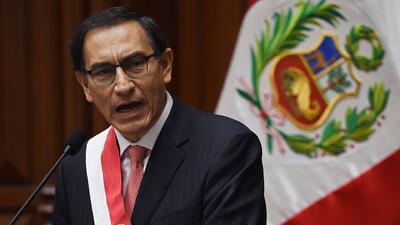 Un ingeniero casi desconocido hasta ayer es el nuevo presidente de Perú