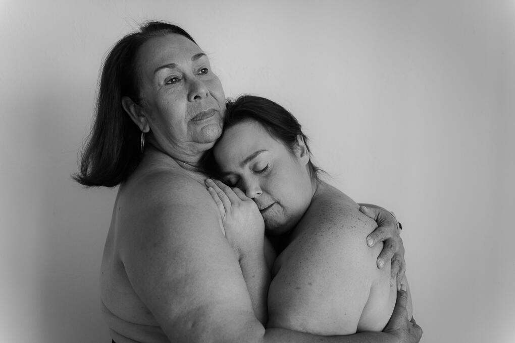 María Margarita y su madre quieren sensibilizar a la comunidad hispana s...