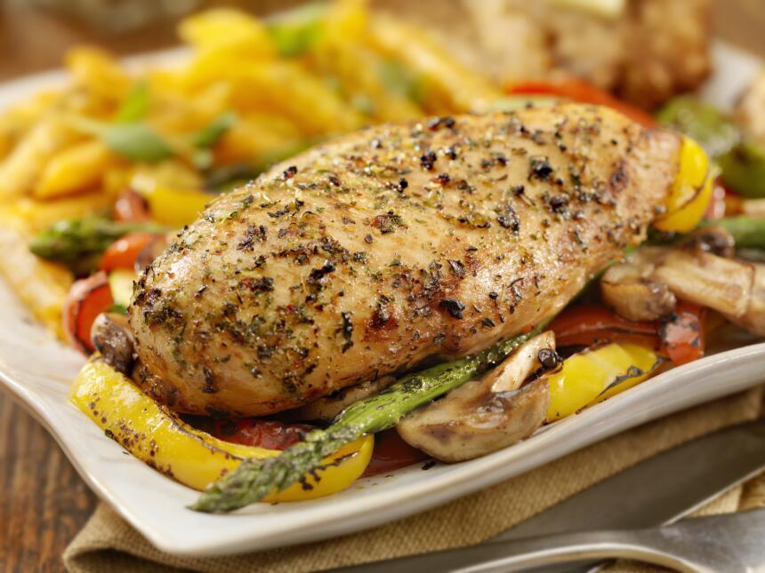 Deliciosas recetas con 'sobras' de pollo rostizado