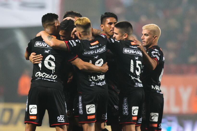 Xolos vs. Necaxa, fecha dos Clausura 2018