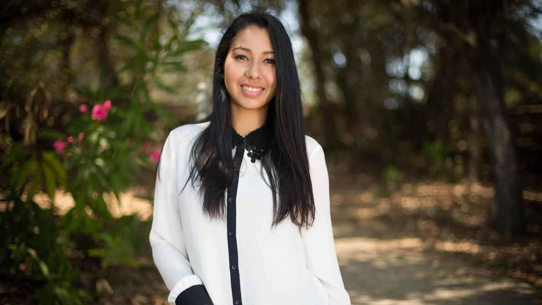 Sarahi Espinoza Salamanca, dreamer y creadora de 'Dreamers roadmap&#...