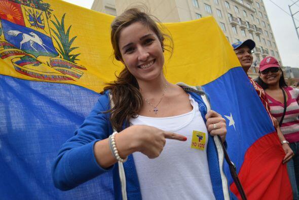 Venezolanos ambiente NOLA