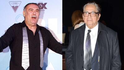 Jesús Ochoa reconoció al primer actor Ernesto Gómez Cruz por sus 50 años de trayectoria