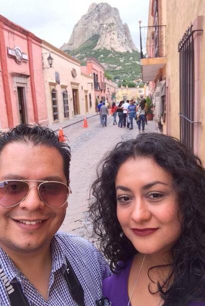 4. SANTIAGO DE QUERÉTARO. 20 selfies por cada 100.000 habitantes. | Foto...