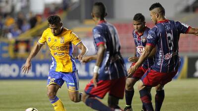 Así fue la derrota de Tigres en Panamá que le impidió clasificar en Concachampions