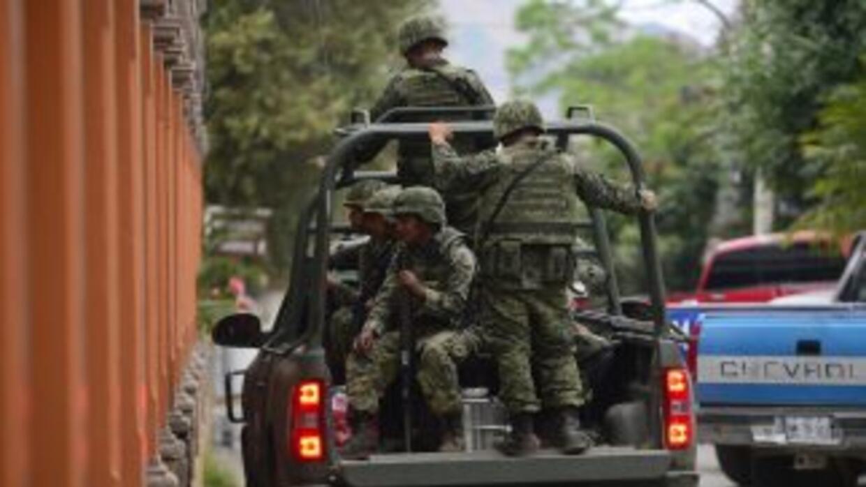 En el primer cuatrimestre del gobierno de Peña Nieto, 5,296 personas per...