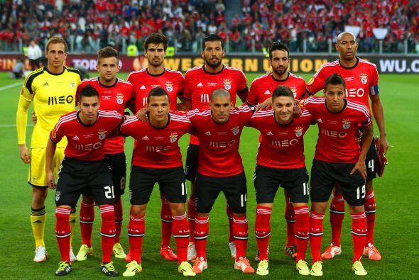 La cabeza de serie del sector fue para el Benfica (Portugal) quien se co...