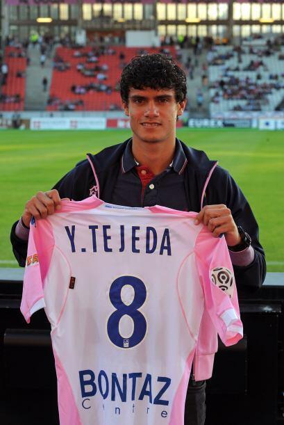 Yeltsin Tejada fue una de la revelaciones de Costa Rica en Brasil 2014 y...