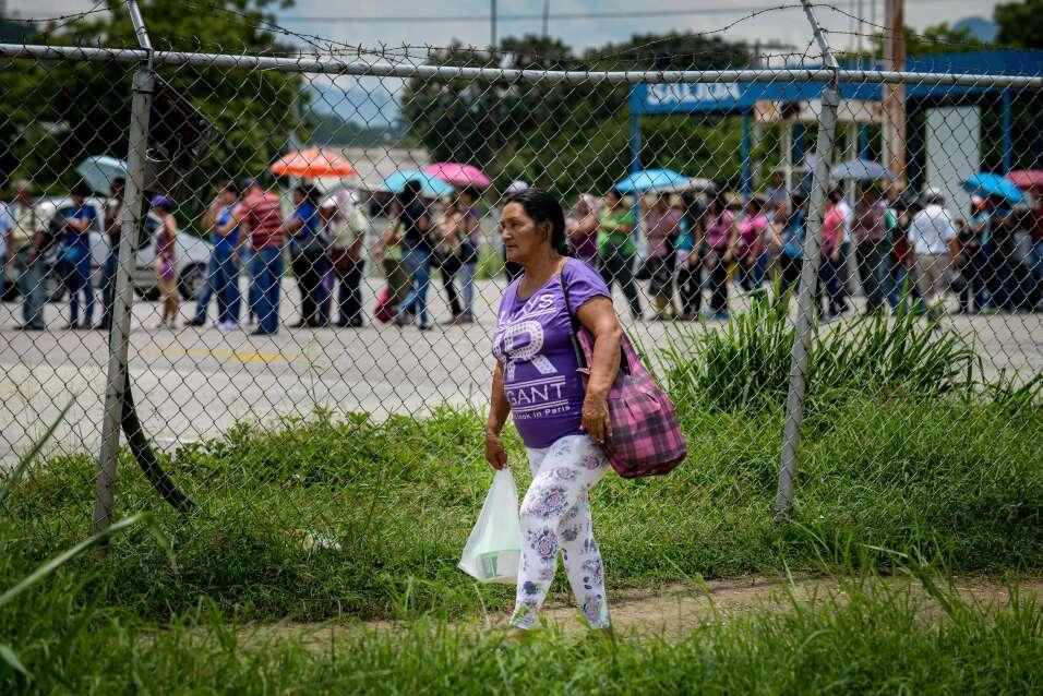Valencia, en Venezuela, no solo sufre con la crisis política y económica...