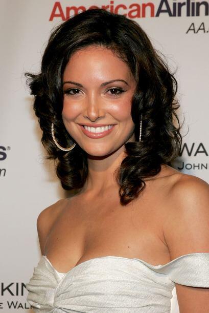 Denise Quiñones, por su parte, fue coronada como Miss Universo en...