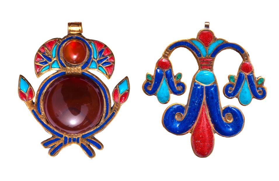 gemas - joyas de cornalina