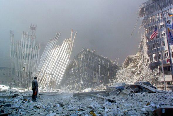 El mundo nunca fue el mismo después de aquel trágico d&iac...
