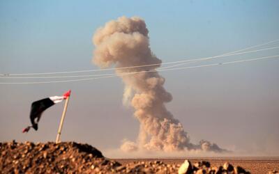 Sospechan que ISIS convirtió obuses de artillería en armas...