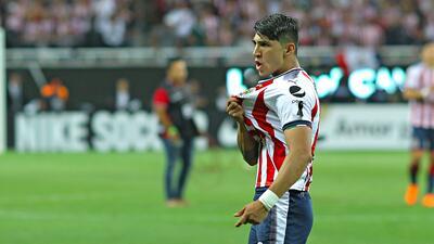 Alan Pulido pone en duda su continuidad en Chivas para 2019