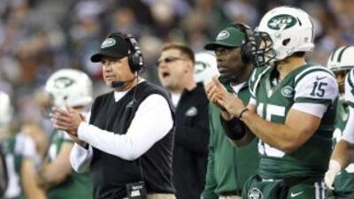 El entrenador en jefe neoyorquino cambió de opinión y su QB suplente pod...