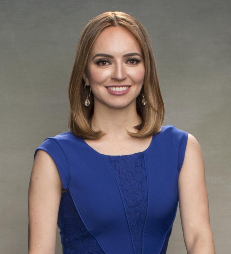 Heidi Renpenning, presentadora de Noticias Univision Arizona 5:00 y 10:0...