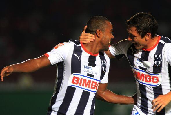 Pabón se mantuvo activo durante todo el torneo  para acabar con 11 goles...