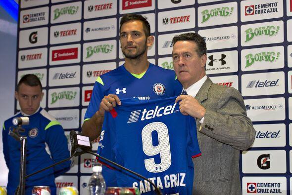El cuadro celeste hizo 4 contrataciones para el Clausura 2015 siendo 2 d...