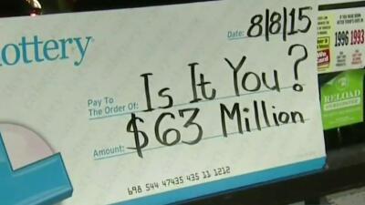 En búsqueda de ganador de la Lotería de California