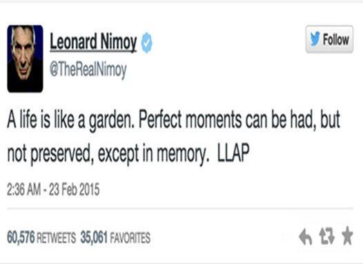 Hollywood se viste de luto ante la muerte del legendario actor Leonard N...