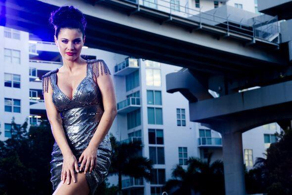 Vive feliz en Miami con su pequeña Carlota, María Elena es...
