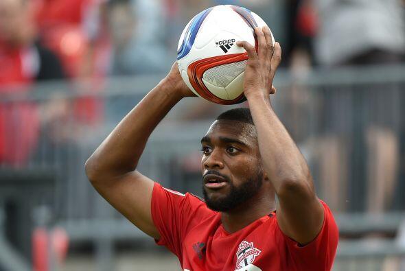 ASHTONE MORGAN (CAN)   El lateral de Toronto FC jugará su segunda Copa Oro.