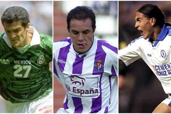 Estos jugadores no pudieron con el reto de jugar en equipos europeos. La...