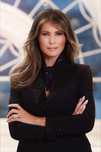 Esto cuestan los looks llevados por Melania Trump como primera dama  C8g...
