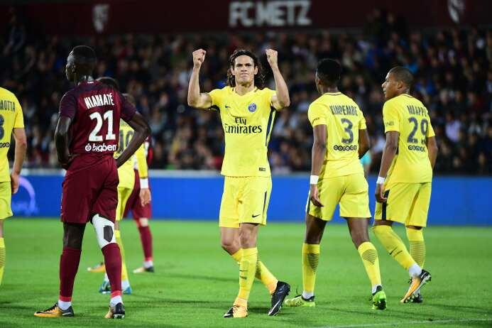 La 'MCN' arrasó en su primer partido con el Paris Saint-Germain GettyIma...