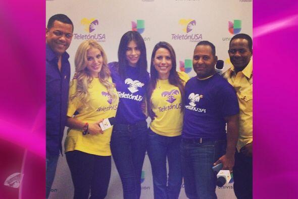 Grandes estrellas hicieron parte de este evento, Thalía, Carlos Vives, D...