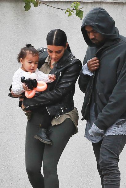 La familia West Kardashian está creciendo.