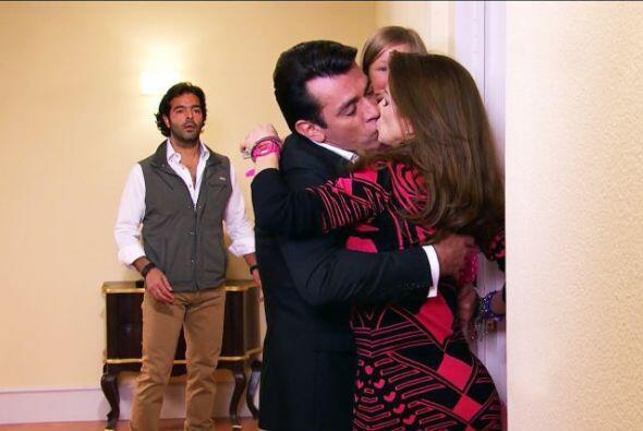 """Anita no pudo olvidar el cariño por su primer amor, """"Don Hielo""""."""
