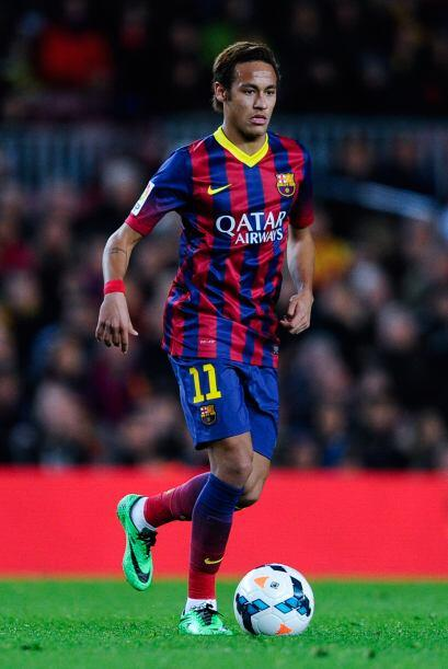 Seguimos con los brasileños con Neymar y compañía, el futbolista del Bar...