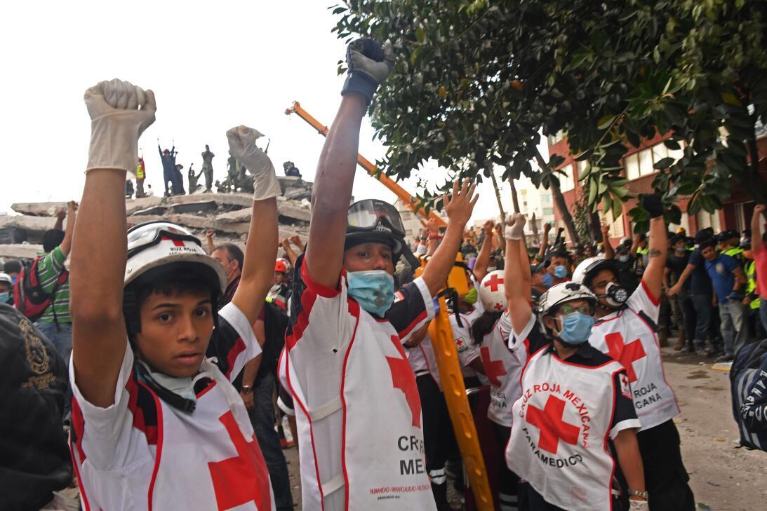 Silencio Terremoto México