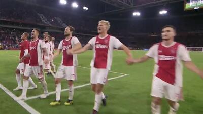 Ajax 3-0 Standard Lieja (Global: 5-2) - RESUMEN Y GOLES - UEFA Champions League Premilinar