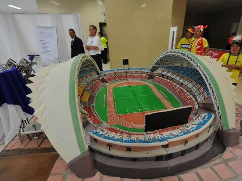 El proyecto se hizo realidad y Costa Rica abrió la puerta de su n...