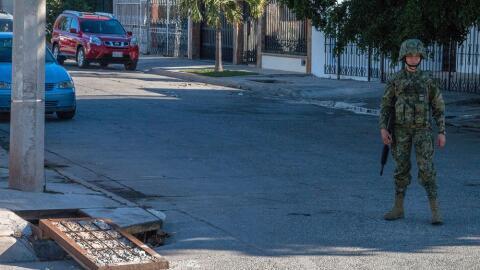 """México extrema las medidas de seguridad del penal donde está recluido """"E..."""