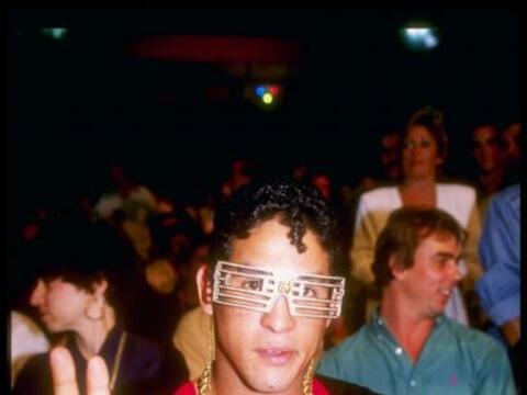 Desde muy joven, Héctor 'El Macho' Camacho se distinguió p...