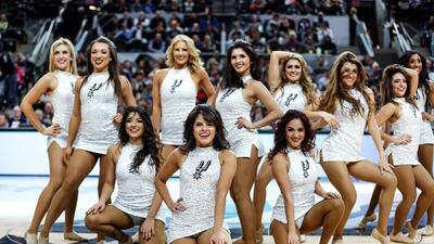 Las hermosas Silver Dancers desaparecerán de los partidos de los Spurs
