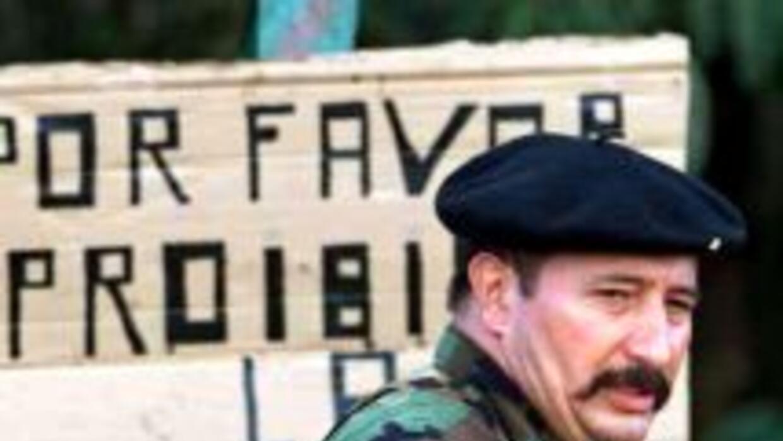 'Operación Sodoma' contra las FARC