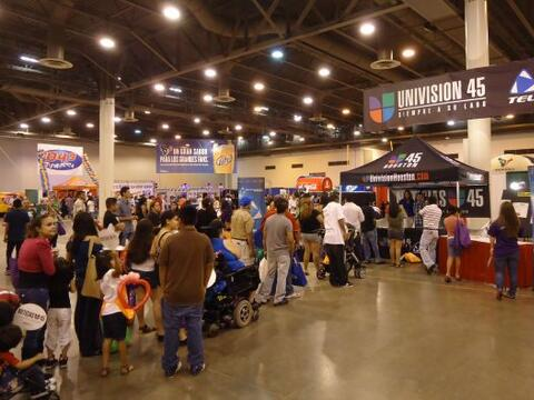 El gran evento de Fiestas Patrias organizado por Univision Radio se llev...