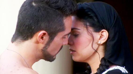 Ela Velden y José Pablo gozan cada escena