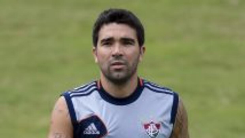 Deco en problemas. El jugador del Fluminense de 35 años dio positivo en...