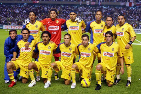 Para el 2008, América se metió al Estadio Maracaná para medirse al popul...