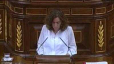 La diputada magenta, Irene Lozano, afirmó que Venezuela es hoy un país a...