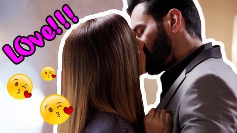 Las 5 escenas de amor inolvidables de 'La doble vida de Estela Carrillo'